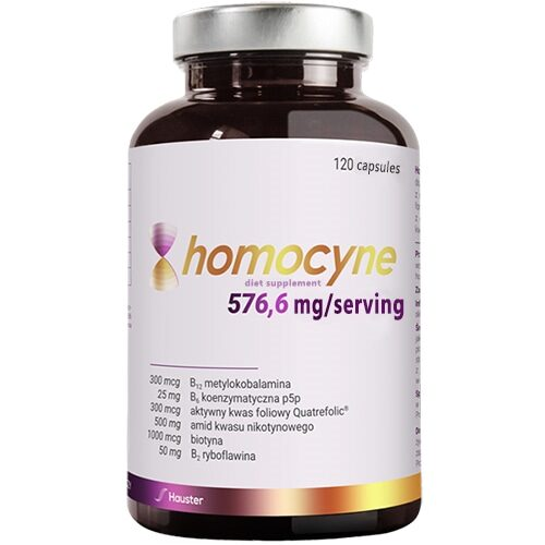 Homocyne - Diet Supplement from Hauster